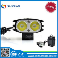 SG-T2200 hot sale ultra bright led bicycle light with string