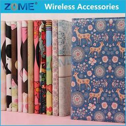wallet durable lovely printing wallet leather case