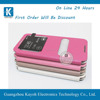 [kayoh] golf flower printed wallet pu leather case cover bags for HTC DESIGN 826