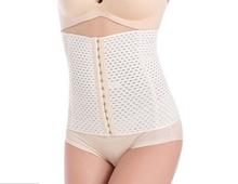 Wholesale Women Plus Size Steel Boned Latex Waist Training Corsets