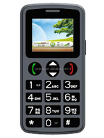 1.8 inch big boutton with sos elder senior cell mobile phone S2