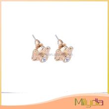 Wholesale Earring, Fashion camera stud earrings 2015