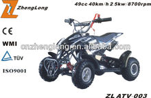 2015 new design electric 4x4 atv