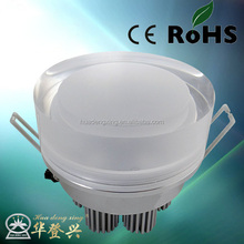 Hot sales ultra thin mini recessed led ceiling spots