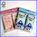 baratos tarjetas de agradecimiento