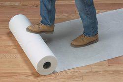 Hard Floor Protector Roll - Self Adhesive - 60cm x 25m