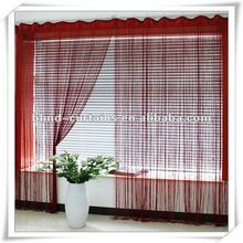 Unique string curtain durable colorful