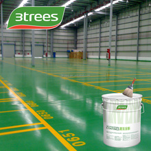 3TREES Smooth Surface Water Resistant High Strength Floor Coating (free sample)