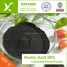 Promotion----High Quality Humic Acid Powder for Agriculture----Best price!