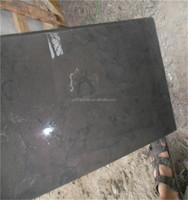 china blue raw limestone steps black