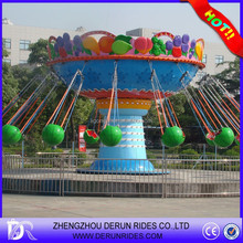 Thrill Amusement Rides For Sale ,Funfair Flying Rides