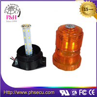 24v beacon light amber red green led beacon strobe light
