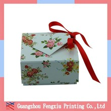 New Style Top Quality Handmade Design Gift Packaging Box Supplies