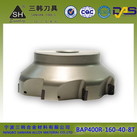 BAP300R50 indexable face mill insert cutters