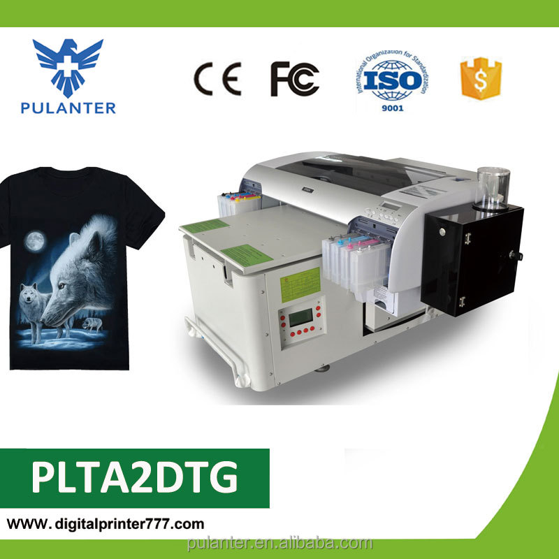 Digital T Shirt Printing Machine A2 A2 T Shirt Uv Printer
