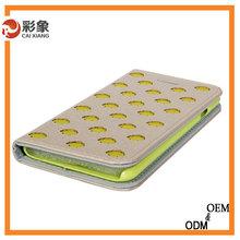 Alibaba expreso cubierta del tirón del cuero para htc desire 616, cubierta de cuero del tirón para htc incredible s