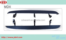 Car accessories Running board for MDX