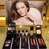 Acrylic chanel makeup showcase, good sale makeup stand