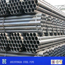 galvanized round pipe of an acceptable standard made in china