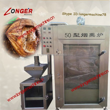 50kg Meat Smoked Furnace|Stainless Steel Smoking Oven