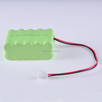 NI-MH Rechargeable AA 2300mAh 12V battery pack for Electric bicycles /shaver/vacuum cleaner