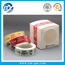 Long term heat shielding double sided thermal transfer adhesive tape