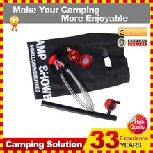 Wholesale 12 V Camping Water Shower for Camping Supplies
