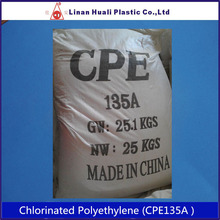 CPE of Modifier Grade CPE 135A for rigid PVC products
