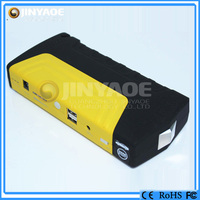 16800mah 12v jump starter hot selling jump starter in shenzhen with safety hammer and bult cutter