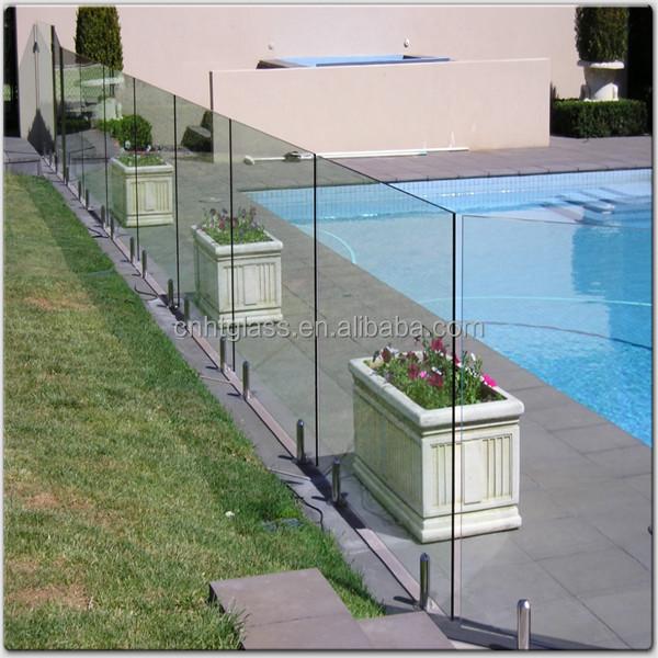 approvisionnement en verre sans cadre cl tures de piscine piscine cl ture verre de construction. Black Bedroom Furniture Sets. Home Design Ideas