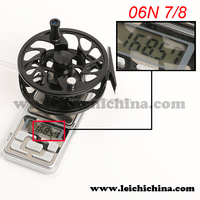 With a common drag system 5wt CNC fly reel