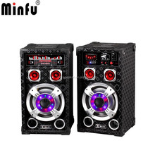 Stadium Concert home theater Professional outdoor speaker with fm