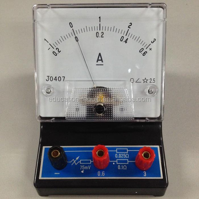 Analog Dc Ammeter : Dc analog ammeter se buy