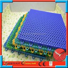 easy maintenance tennis court surface in Artificial Grass&Sports Flooring