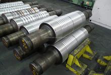 Alloyed forgings mill roll