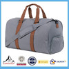 Gym Bag Shoe Compartment Hot Selling Polyester Duffle Bag Unisex For Travel