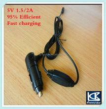 5 V 2 A car charger car charger usb hub with PCB