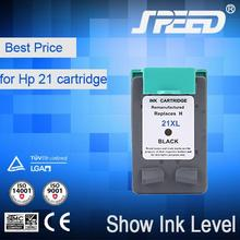 Best Quality (c9351a/c9352a) for hp 21 22 ink cartridge with German Ink