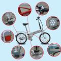 bici elettrica pieghevole e ce bicicletta elettrica montagna con 36v 250w motore di cc