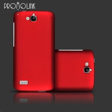 universal matt pc mobile phone protect case for huawei hol-too/honor 3c