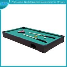 2015 best indoor wooden billiard pool table