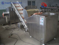 Frozen Meat Flaker Dicing Machine/ Hot Sale Frozen Meat Flaker with SUS304 Stainless Steel