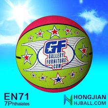 jiangyin kid 7 inch wholesale mini basketball