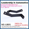 30 inch Led bulb bar light hidden grille Mounting Bracket single row led truck lamp For Ford F150