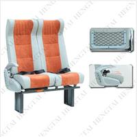 High Quality Railway Passenger Coach Seat With Fire-retardant Fabric