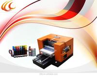 A3 size+uv led pen printer+inkjet printing machine for pencil printer Digital ballpen printer