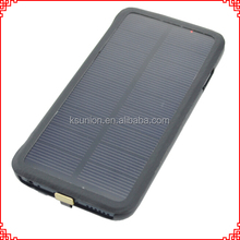 Factory Price 3500mah solar power bank for iphone 6 battery case
