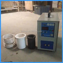 Professional Manufacture Gold Silver Platinum Melting Induction Heater (JL-25KW)