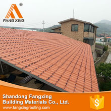 wholesale royal tile ,synthetic resin roofing tile, interlocked spanish roof tile