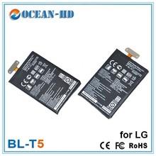 Long Time Lithium Mini Li-polymer Battery BL-T5 for LG Nexus 4 E960 E975 E973